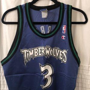 Champion Timberwolves Jersey